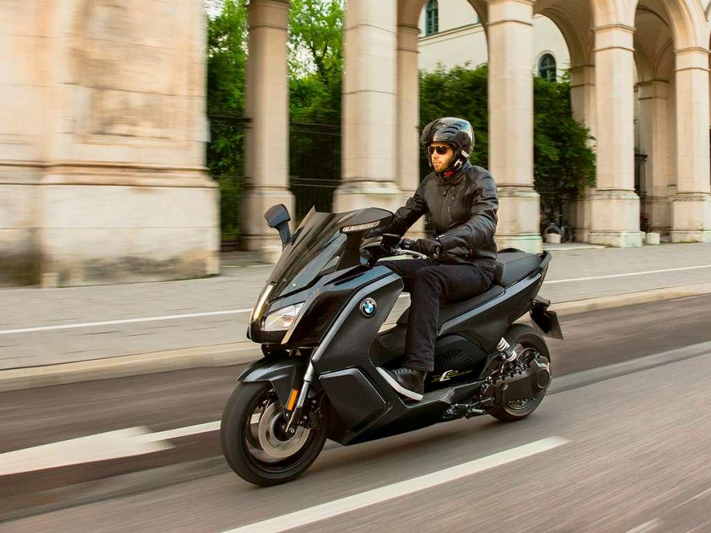 Galería de fotos del BMW Motorrad BMW C Evolution (2)