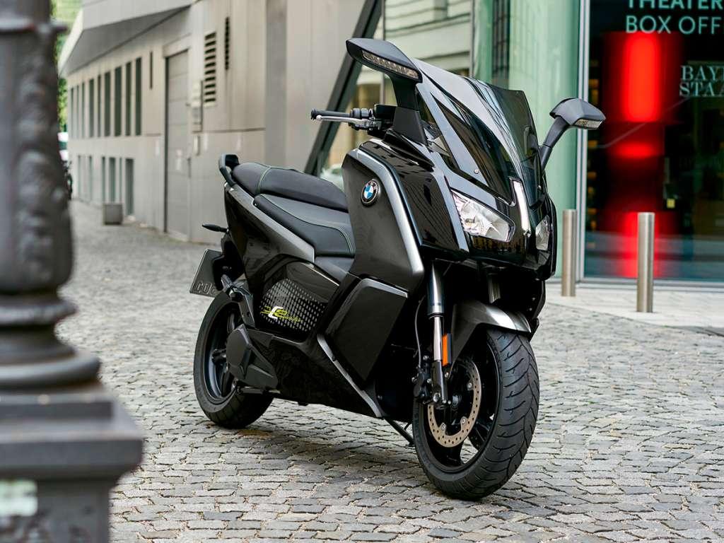 Galería de fotos del BMW Motorrad BMW C Evolution (3)