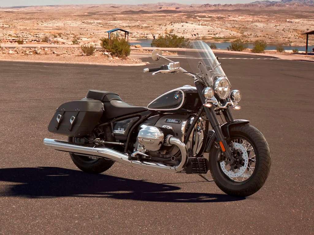 Galería de fotos del BMW Motorrad R 18 Classic (1)