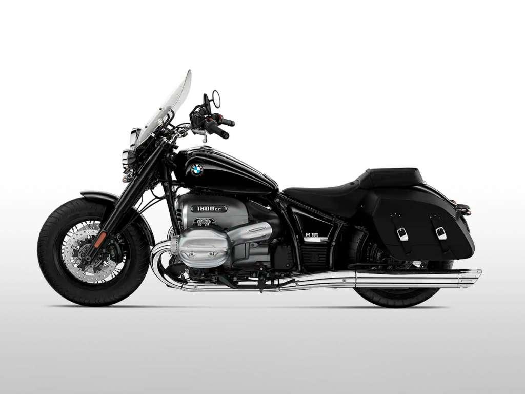 Galería de fotos del BMW Motorrad R 18 Classic (2)