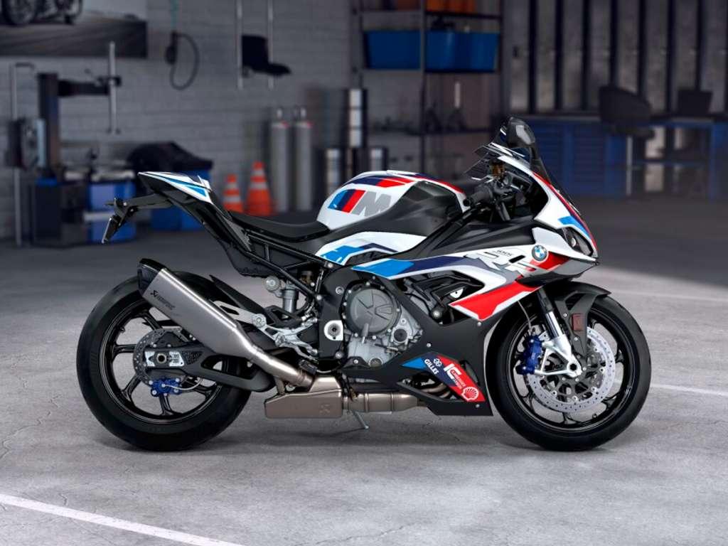 Galería de fotos del BMW Motorrad BMW Nueva M 1000 RR (1)