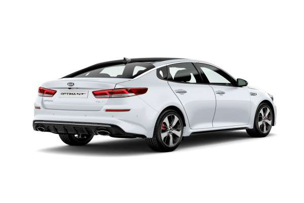 KIA Optima GT fotos