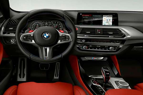 BMW X4 M nuevo Barcelona