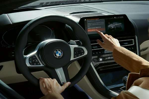 BMW Serie 8 840d xDrive Gran Coupe nuevo Barcelona