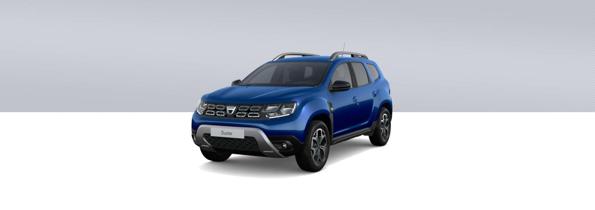 Dacia DUSTER ANIVERSARIO