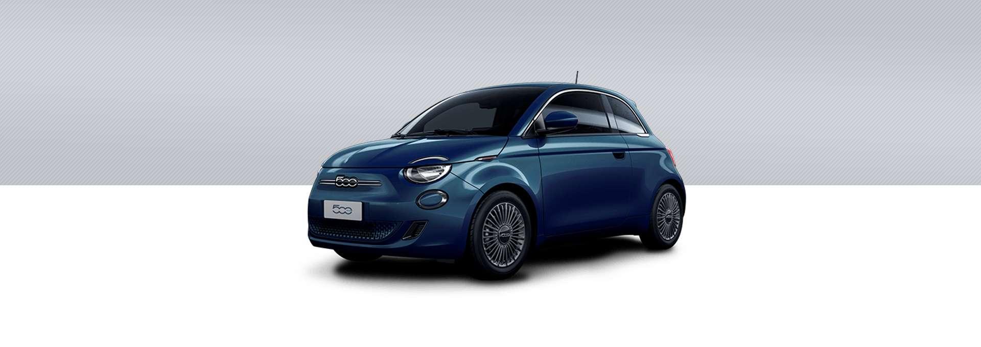 Fiat NUEVO 500 E BERLINA