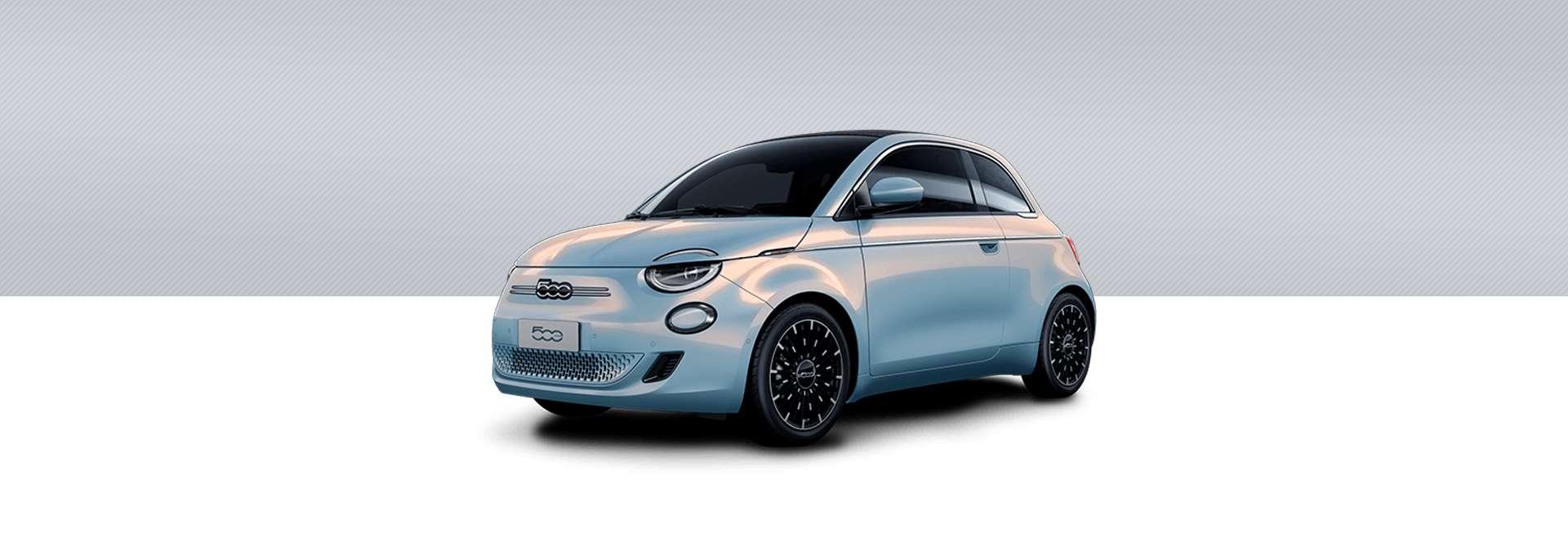 Fiat NUEVO 500 E CABRIO