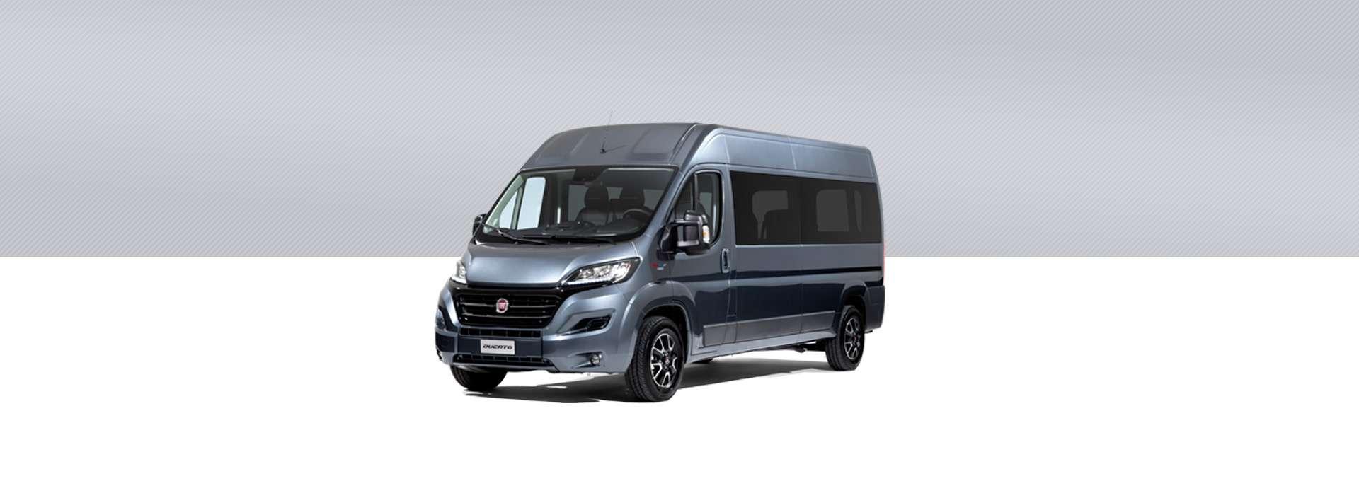 Fiat Ducato Transporte de personas