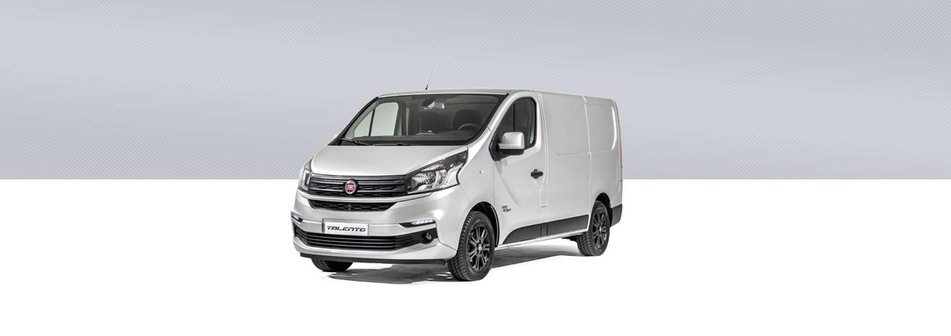 Fiat Talento Transporte de Mercancías