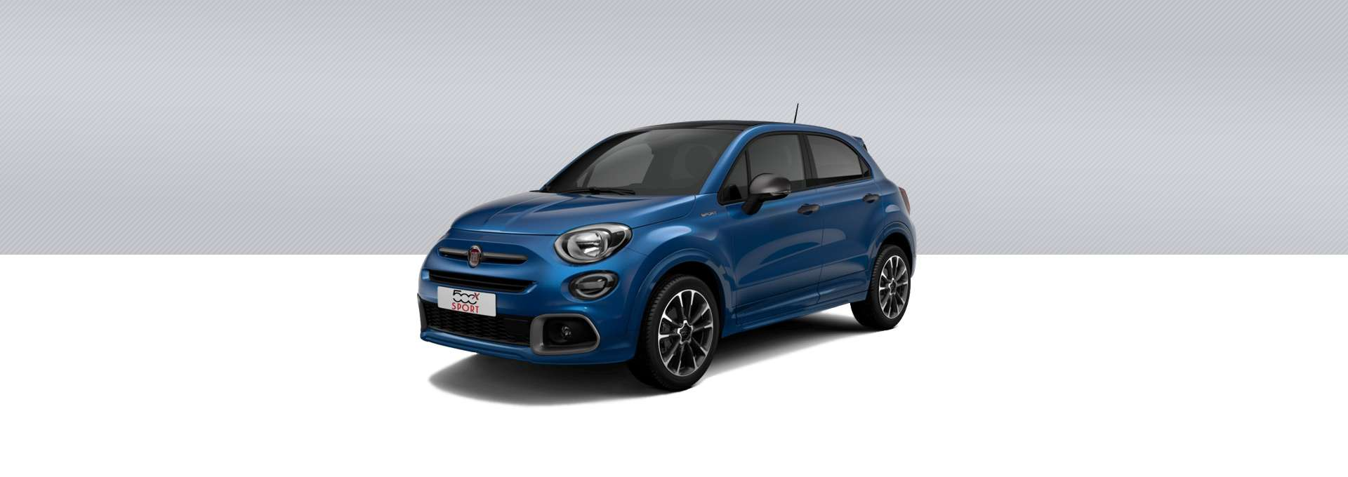 Fiat 500 X DOLCEVITA SPORT