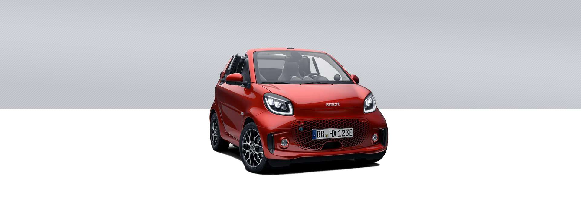 Smart Nuevo EQ Fortwo Cabrio