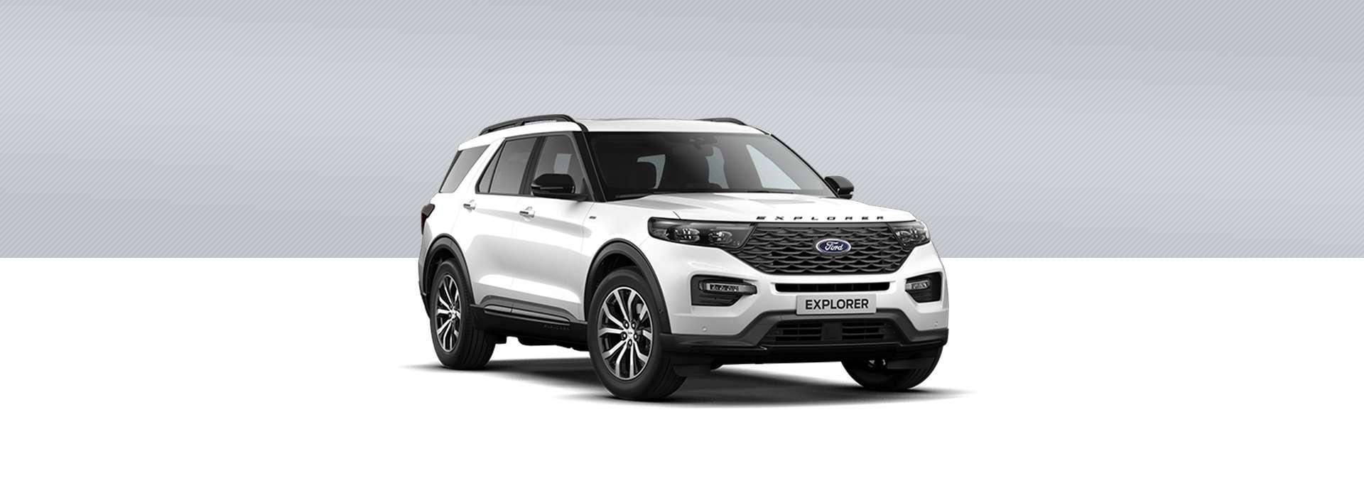 Ford Nuevo Explorer