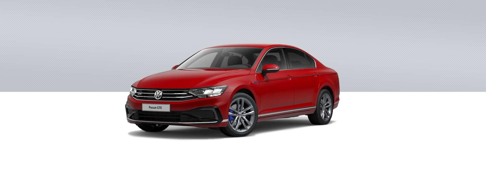 Volkswagen Nuevo Passat GTE