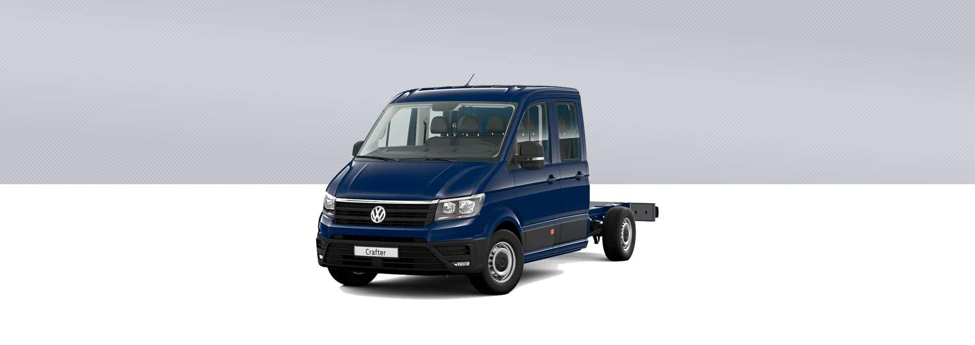 Volkswagen Crafter Chasiss