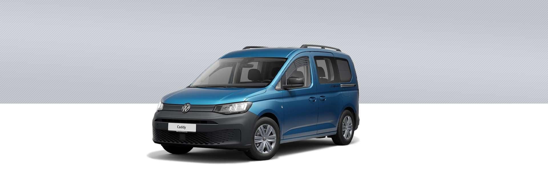 Volkswagen Nuevo Caddy California