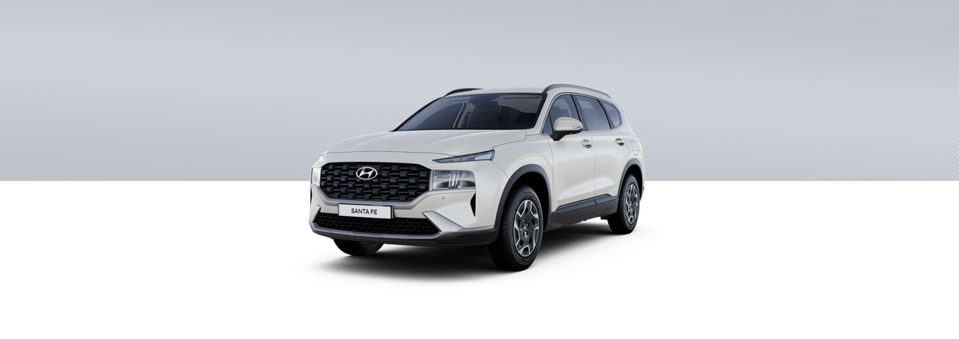 Hyundai Nuevo Santa Fe Híbrido Eléctrico