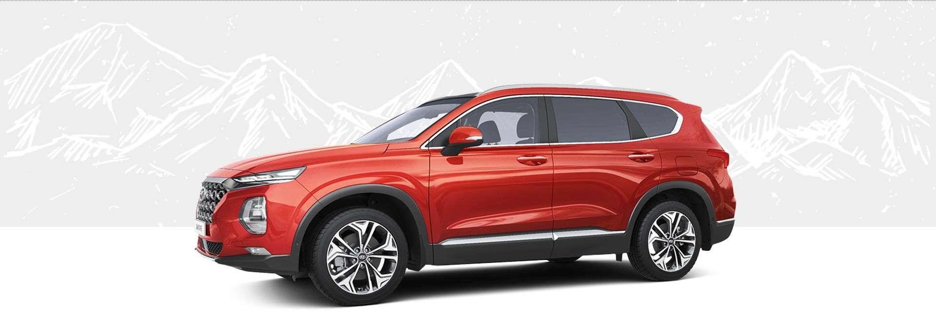 Hyundai Nuevo Santa Fe 7 plazas de serie