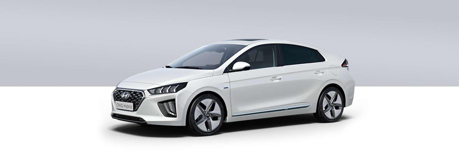 Hyundai Nuevo IONIQ Híbrido