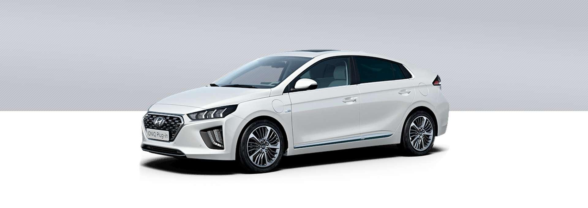 Hyundai Nuevo IONIQ Híbrido-Enchufable