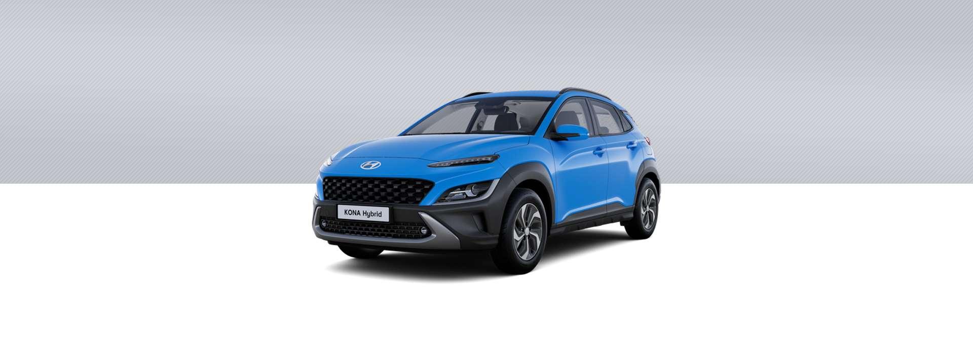 Hyundai Nuevo Kona Híbrido Eléctrico