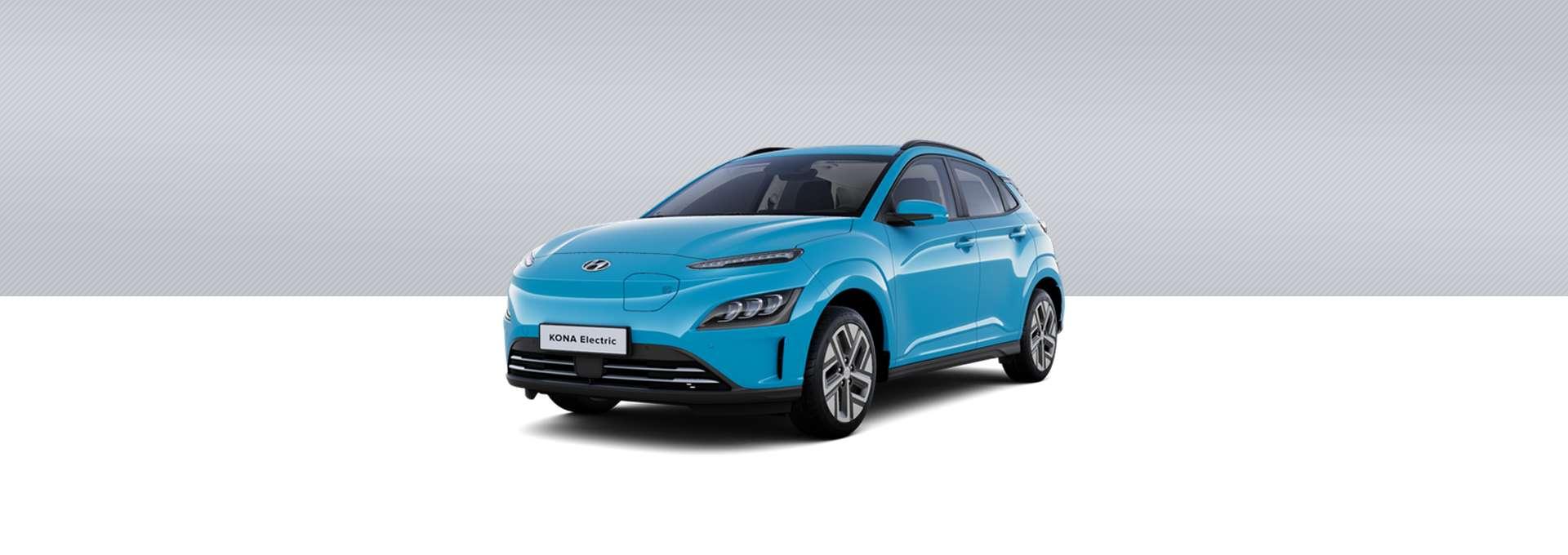 Hyundai Nuevo Kona Eléctrico
