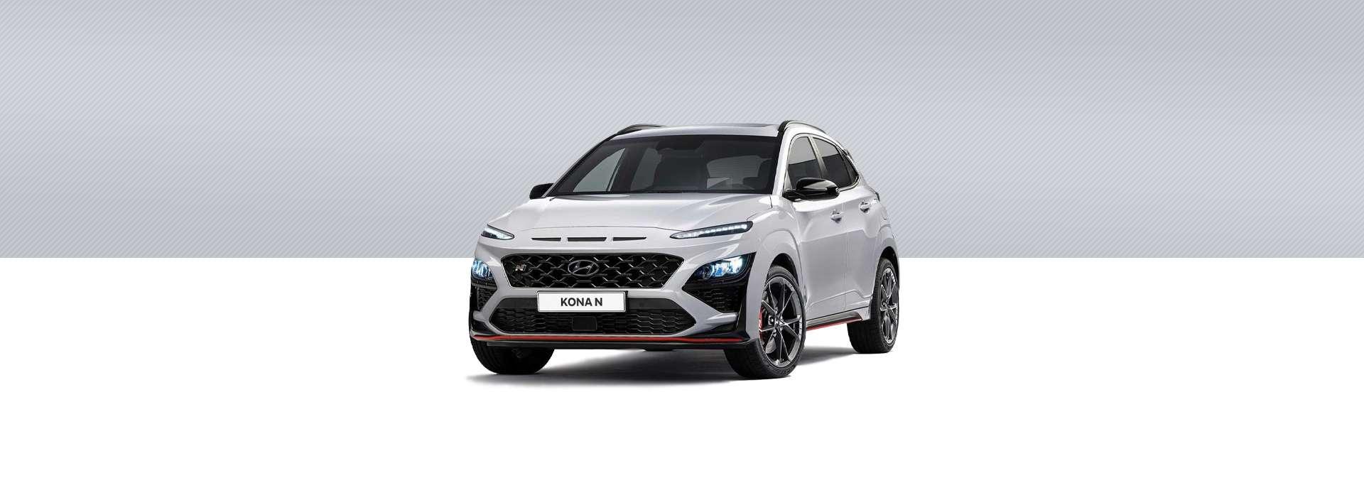 Hyundai Nuevo Kona N