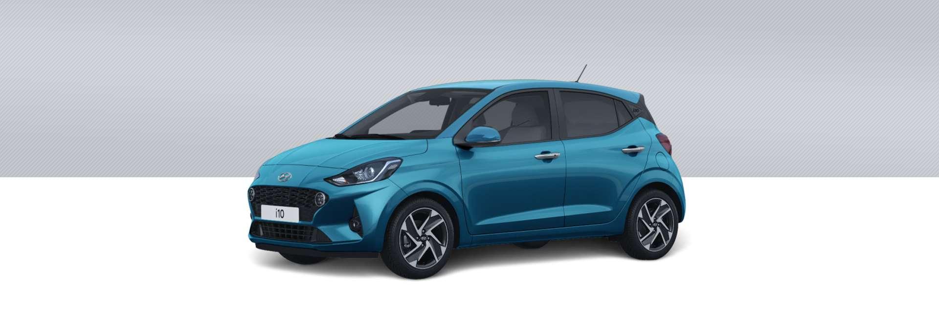 Hyundai Nuevo i10