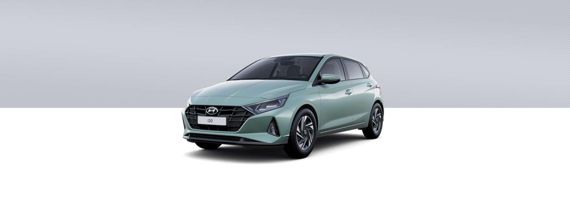 Hyundai Nuevo i20 Híbrido 48V