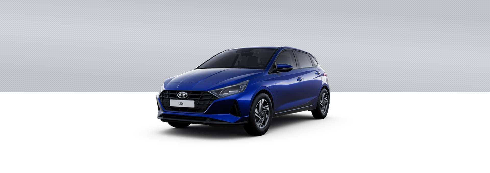 Hyundai Nuevo i20
