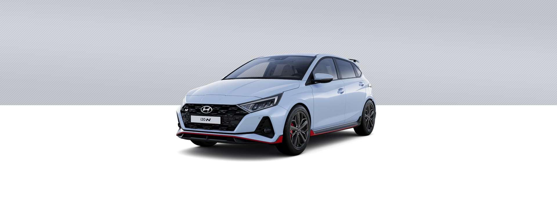 Hyundai Nuevo i20 N