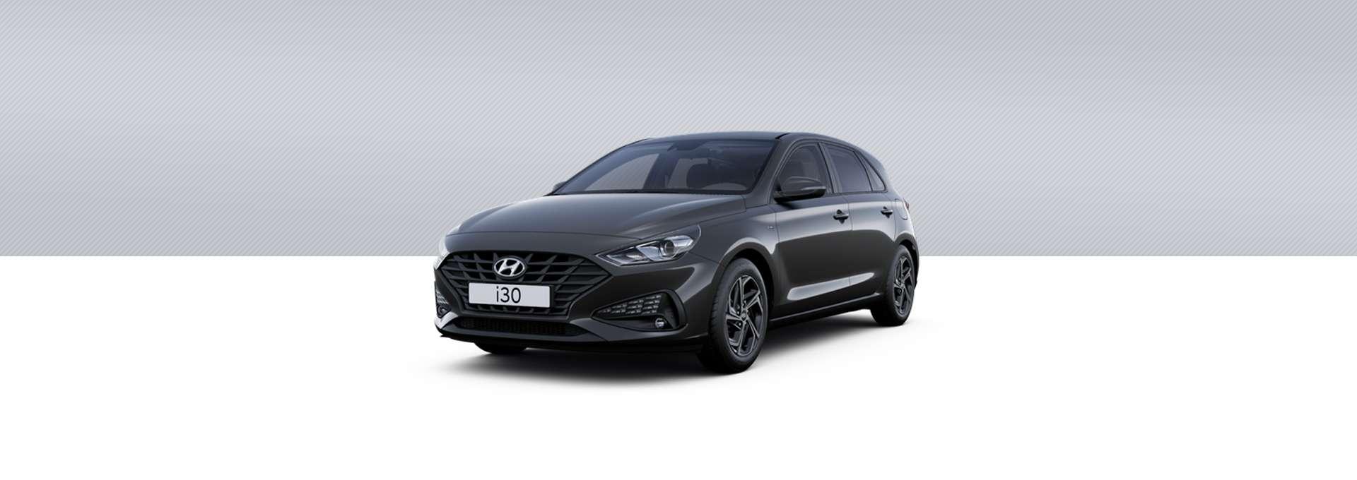 Hyundai Nuevo i30 Híbrido 48V
