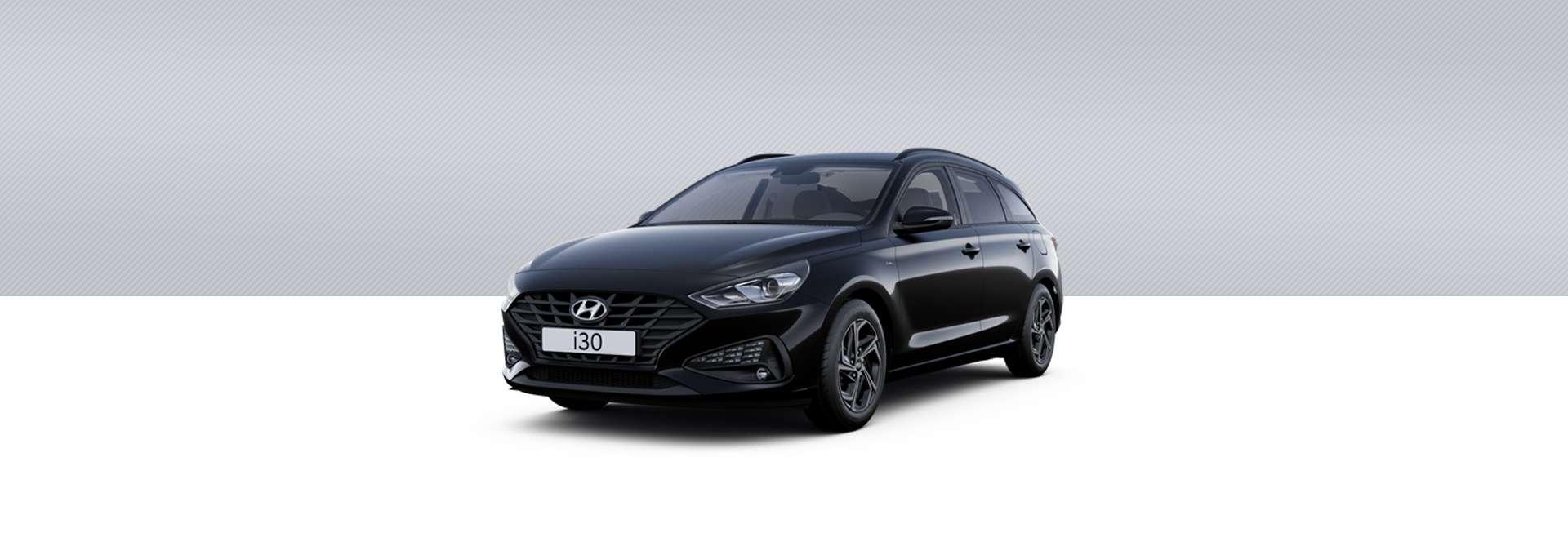 Hyundai Nuevo i30 CW Híbrido 48V