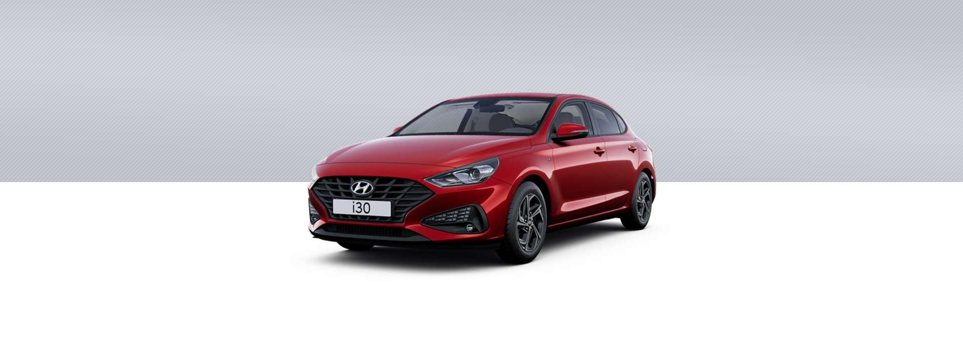 Hyundai Nuevo i30 Fastback