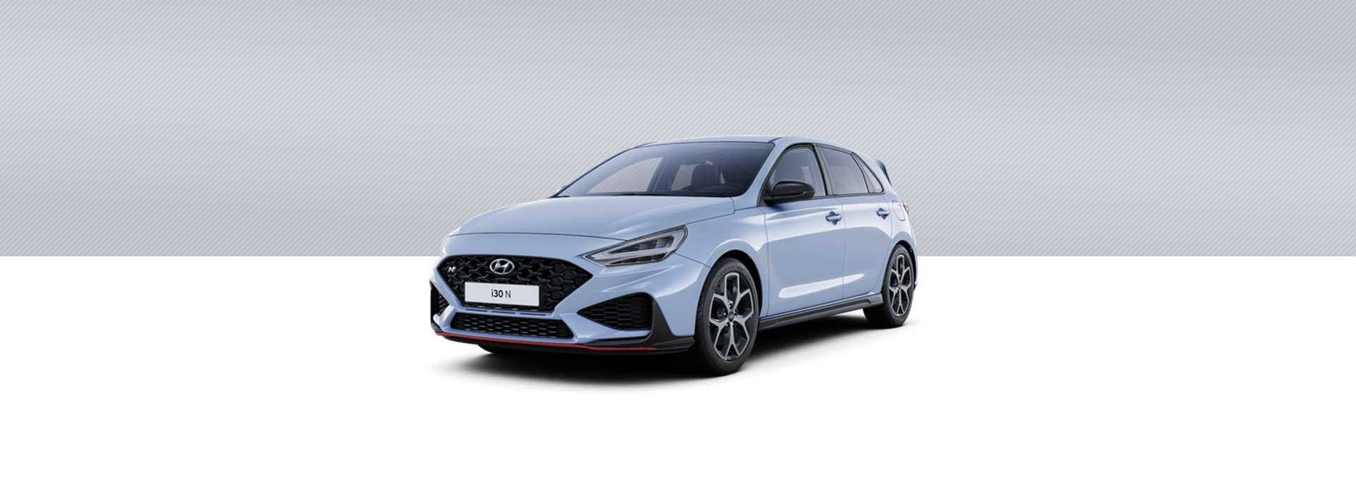 Hyundai Nuevo i30 N