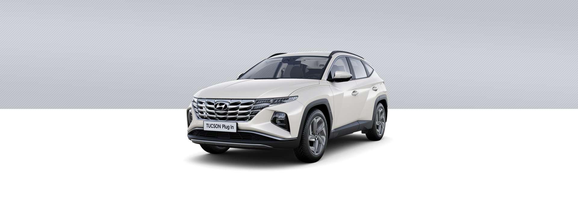 Hyundai Nuevo Tucson Híbrido Enchufable
