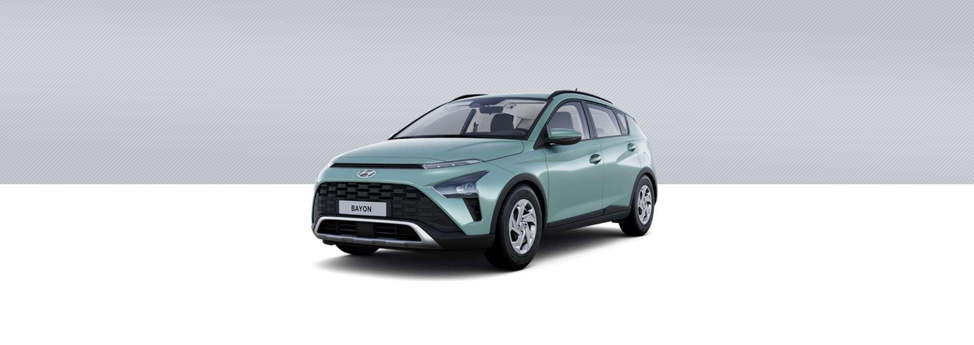 Hyundai Nuevo Bayon