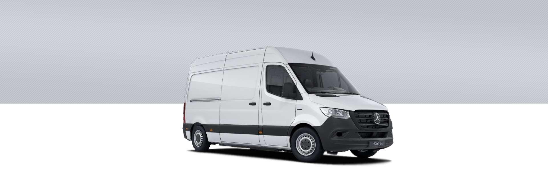 Mercedes Benz eSprinter Furgón