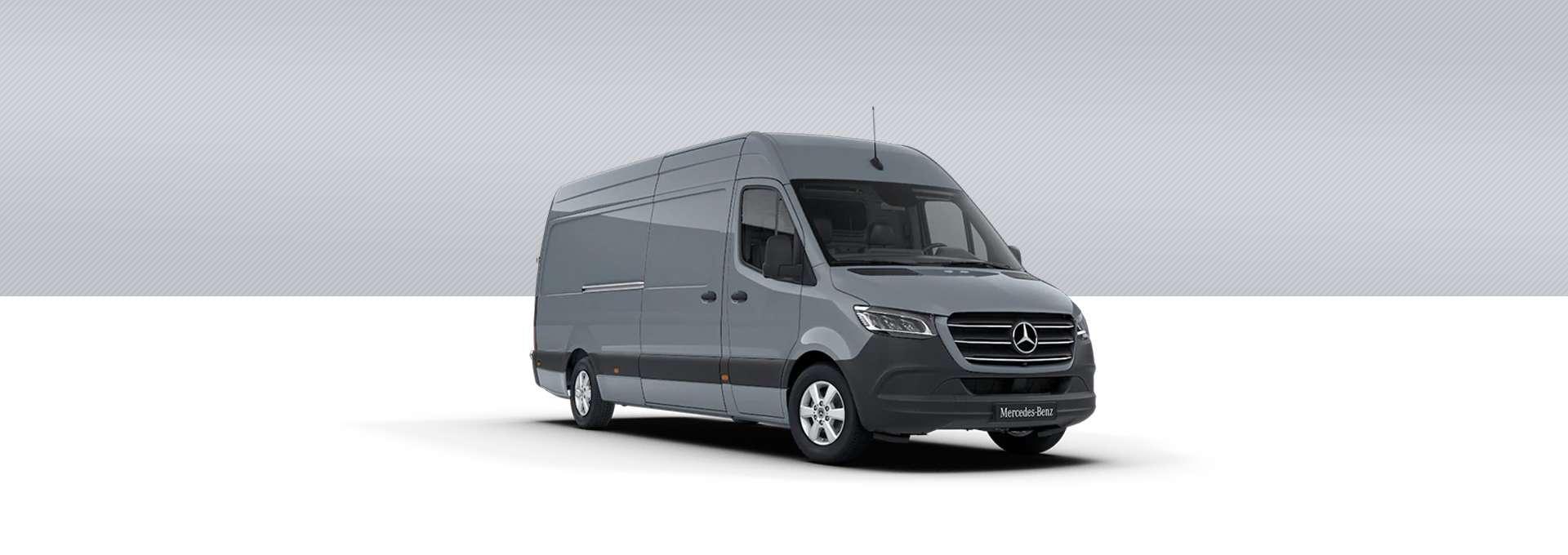 Mercedes Benz Sprinter Furgón