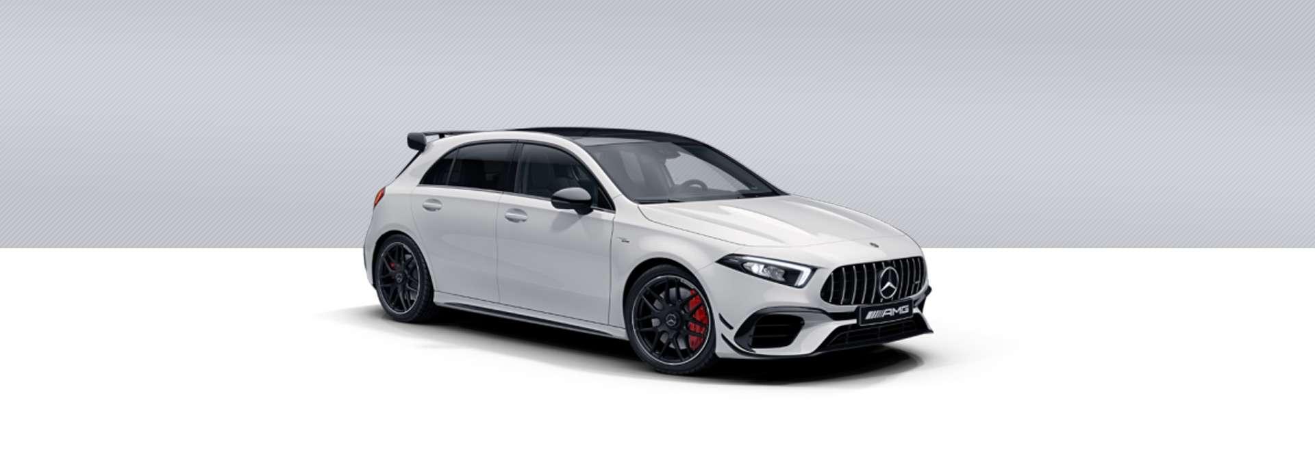 Mercedes Benz AMG CLASE A COMPACTO
