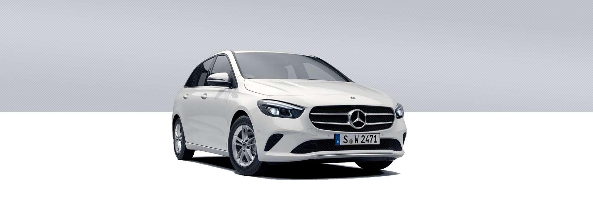 Mercedes Benz CLASE B SPORTS TOURER