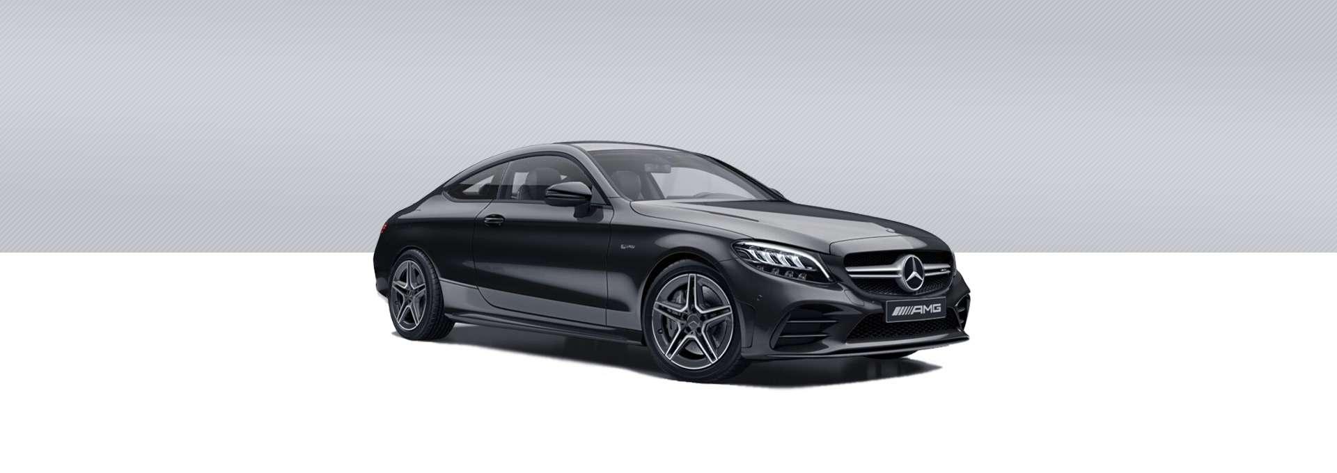 Mercedes Benz AMG CLASE C COUPÉ