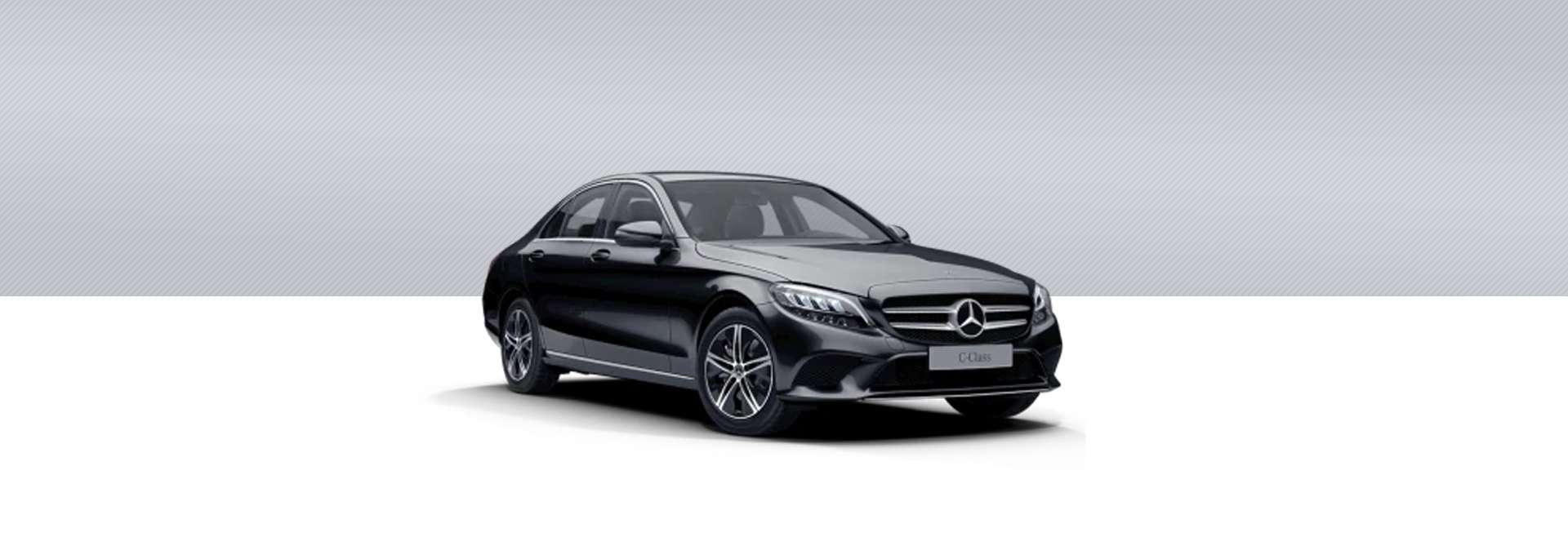 Mercedes Benz CLASE C BERLINA