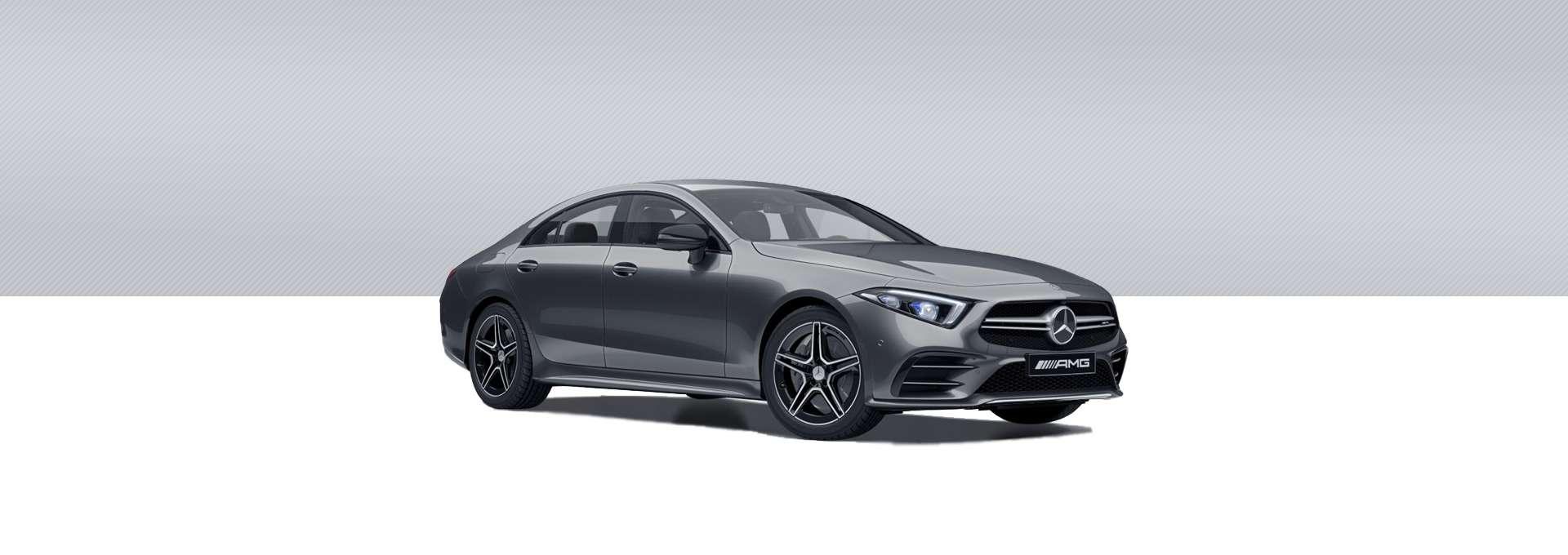 Mercedes Benz AMG CLS COUPÉ