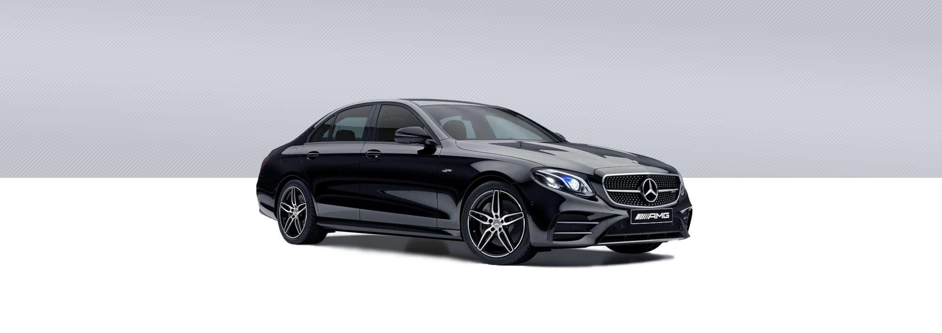 Mercedes Benz AMG CLASE E BERLINA
