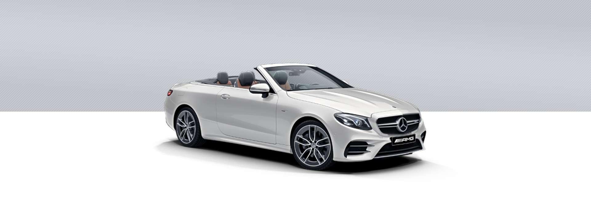 Mercedes Benz AMG CLASE E CABRIO
