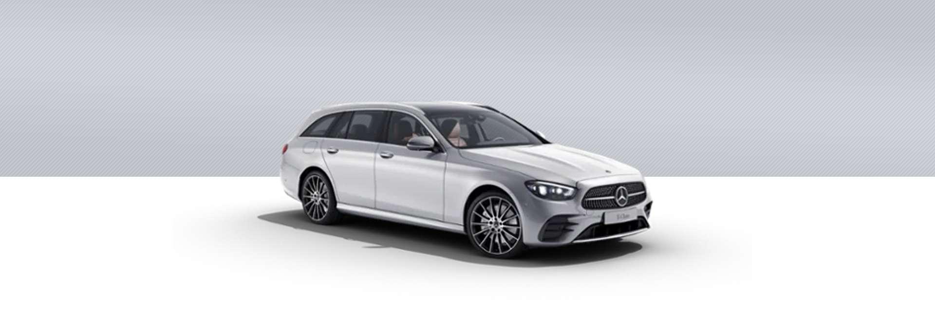Mercedes Benz NUEVO CLASE E ESTATE