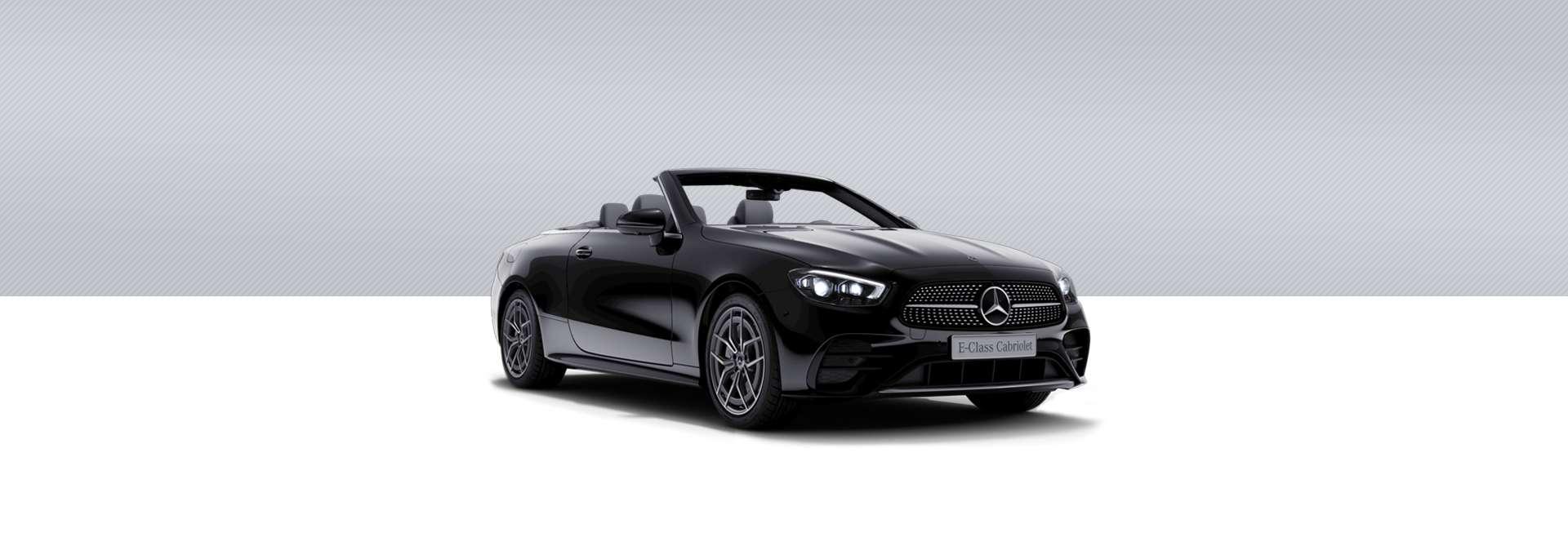 Mercedes Benz NUEVO CLASE E CABRIO
