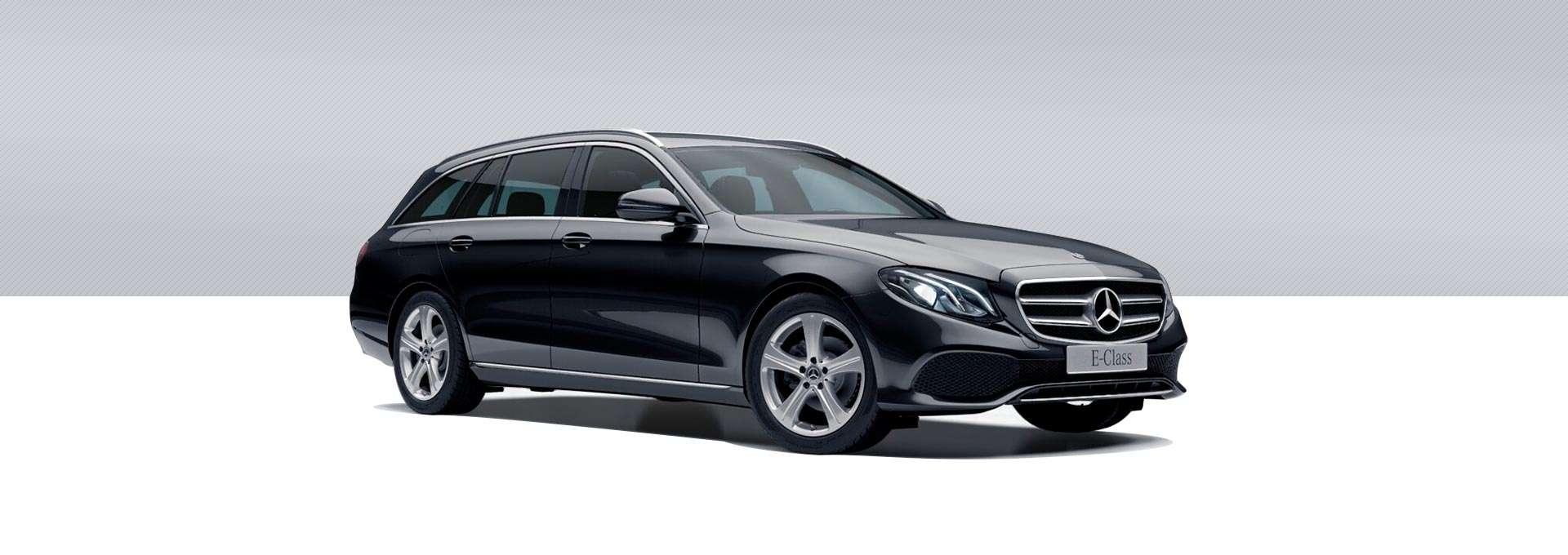 Mercedes Benz CLASE E ESTATE