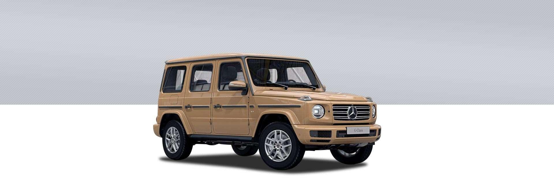 Mercedes Benz CLASE G TODOTERRENO