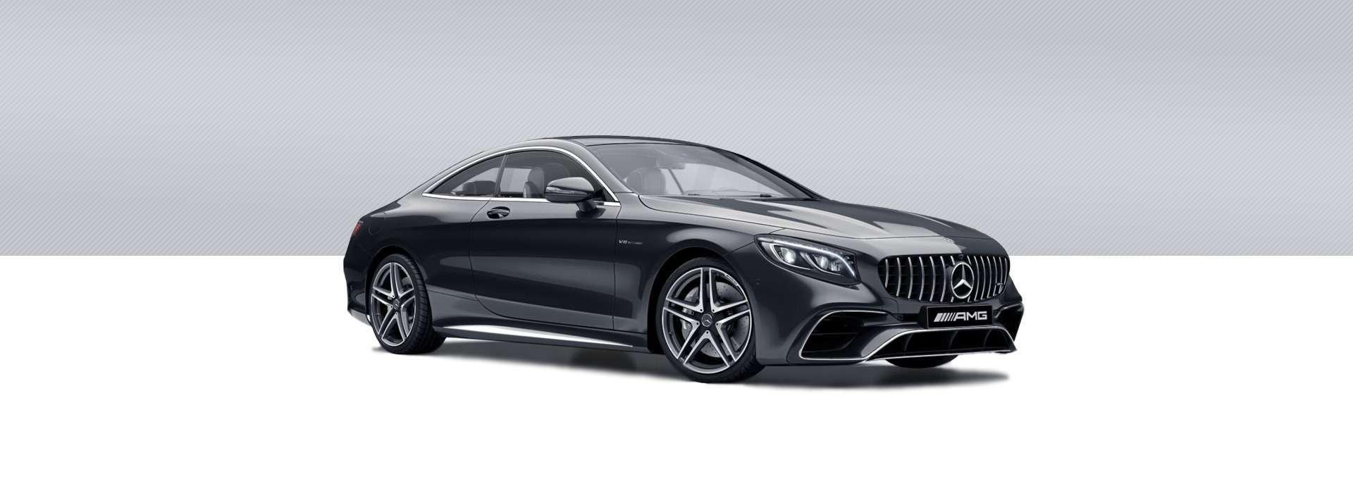 Mercedes Benz AMG CLASE S COUPÉ